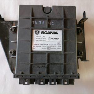 Scania juhtplokk, käigukast ECU, OPC4/RET