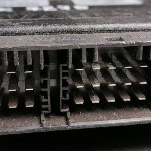 Scania juhtplokk, ECAS 6×2/BUS
