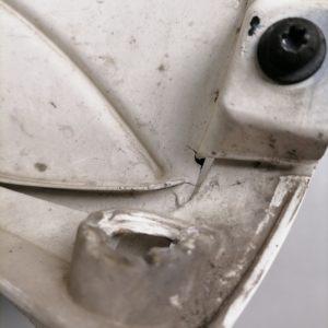 Scania Rsrj esikandle nurgapõsk, RH