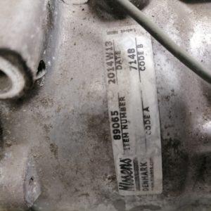 Volvo Fh kliimakompressor