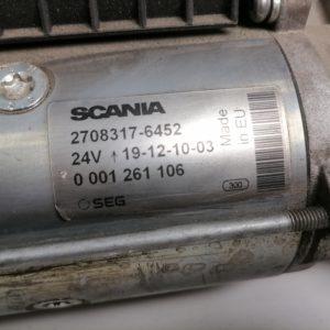 Scania starter