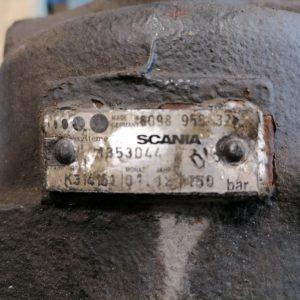 Scania Roolikarp