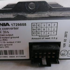 Scania Inverter 24/12v