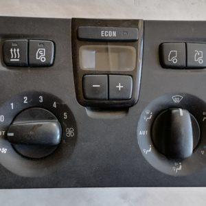 Scania Salongisoojenduse juhtpaneel