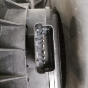 Scania Salongisoojendus ventilaator, Fan motor