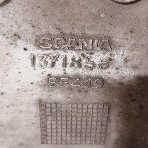 Scania Iluvõre, front grille