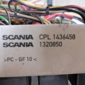 Scania Kaitsmepaneel