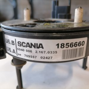 Scania Rooli lintkaabel, Steering wheel clock spring