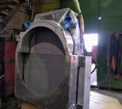 Radiaatorite projekt