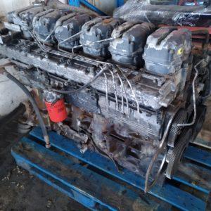 Scania mootor DSC1201 (varuosadeks)