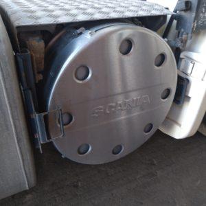 Scania summuti pott EUR4 EGR