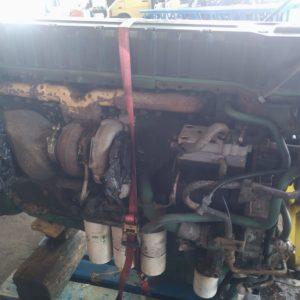 Volvo Fh mootor D12D460 (varuosadeks)