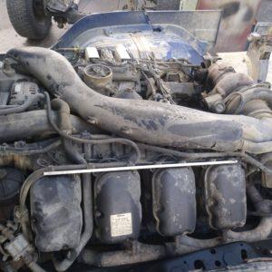 Scania mootor DC1608 620Hp