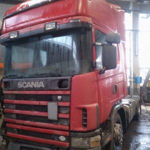 SCANIA R114 LA4X2NA 380