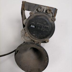Scania Signaal, Pasun, Air Horn