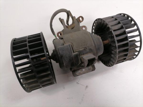 Scania Salongi soojendus mootor, Fan motor