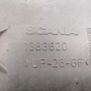 Scania Esikandle ülaosa paneel, Plate