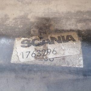 Scania Esistange alustala, kaitseraud