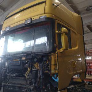 Scania R kabiin 2009 aasta, CR19