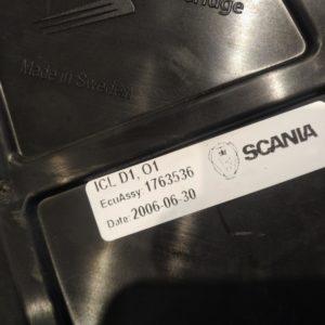Scania näidikute paneel