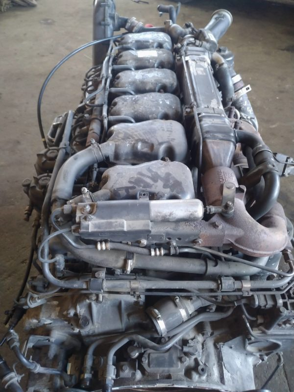 Scania Mootor DC1310 L01 440Hp Eur5 XPI
