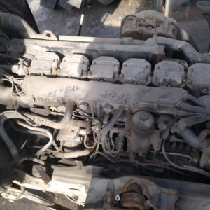 MAN Mootor D2876 LF04