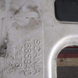 Alumine esikannel, Scania